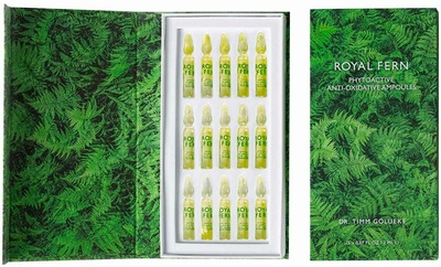 Royal Fern Phytoactive Anti-Oxidative Ampoules