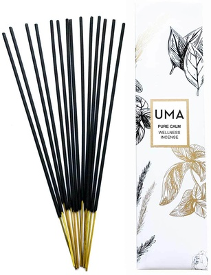 Uma Oils Pure Calm Wellness Incense