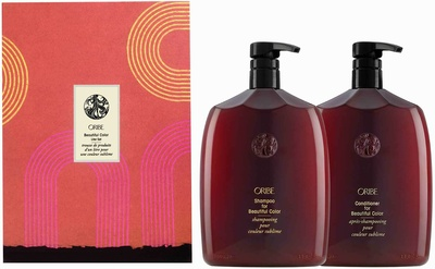 Oribe Liter Beautiful Color Shampoo und Conditioner Set