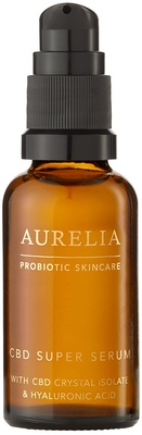 Aurelia London CBD Super Serum + Probiotics