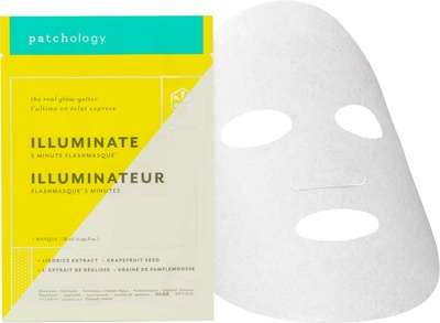 Patchology FlashMasque Illuminate 4 Sheet Masks