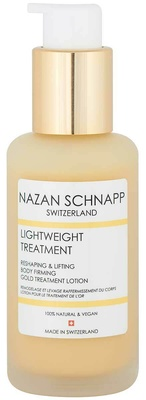 Nazan Schnapp Lightweight Treatment Body Firming Gold Treatment Lotion