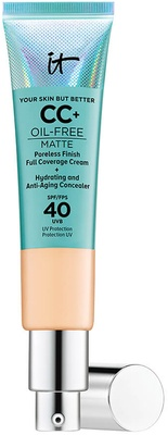 IT Cosmetics Your Skin But Better™ CC+™ Oil Free Matte SPF 40 Neutral Medium