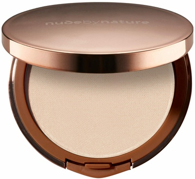 Nude By Nature Mattifying Pressed Setting Powder