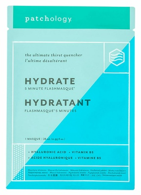Patchology FlashMasque Hydrate 4 Stück