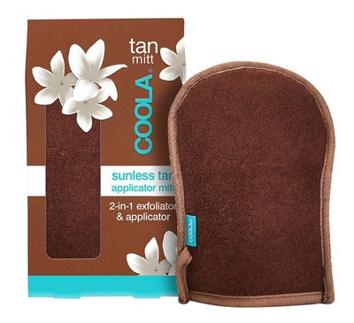 Coola® Sunless Tan 2-in-1 Applicator/Exfoliator
