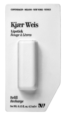 Kjaer Weis Lipstick Refill - Nude Naturally Collection Calm