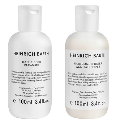 Heinrich Barth Hair & Body Travel Duo