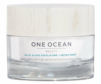 One Ocean Beauty Blue Algae Exfoliating + Detox Mask