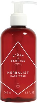 Björk & Berries Herbalist Hand Wash