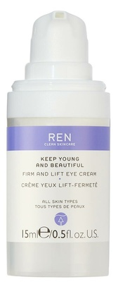 Ren Clean Skincare Keep Young And Beautiful ™ Firm And Lift Eye Cream