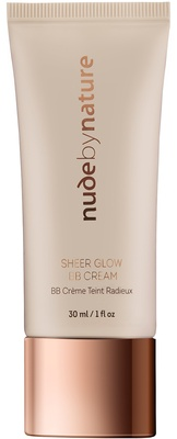 Nude By Nature Sheer Glow BB Cream 02 Soft Sand
