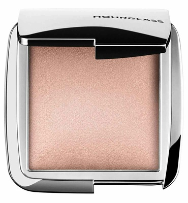 Hourglass Ambient Strobe Lighting Powder Iridescent Strobe Light