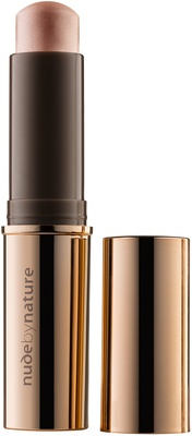 Nude By Nature Touch of Glow Highlight Stick 02 Rose