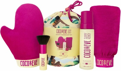 Coco & Eve Tanning Goddess Kit