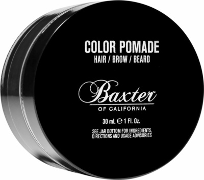 Baxter of California Color Pomade Black