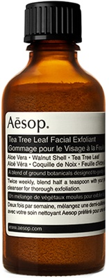 Aesop Tea Tree Leaf Facial Exfoliant