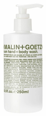 Malin + Goetz Rum Hand + Body Wash