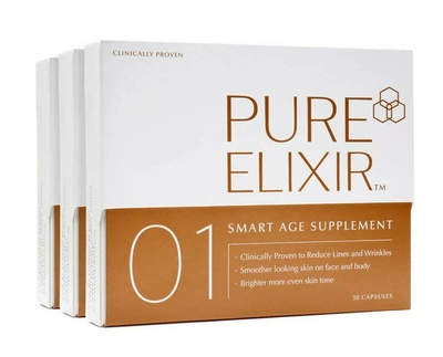 Pure Elixir SMART Age Supplement SET