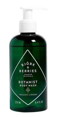Björk & Berries Botanist Body Wash