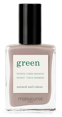 Manucurist Green Nail Lacquer Dove Beige