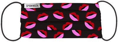 Iphoria Textile Face Mask - Kiss