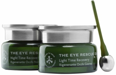 Seed to Skin The Eye Rescue duo