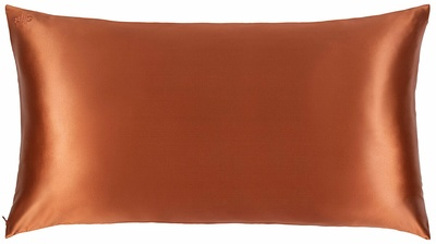Slip Slip Pure Silk Pillowcase King - Dusk
