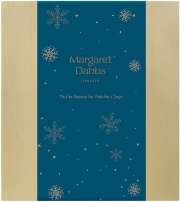 Margaret Dabbs London Fabulous Christmas Leg Gift Set