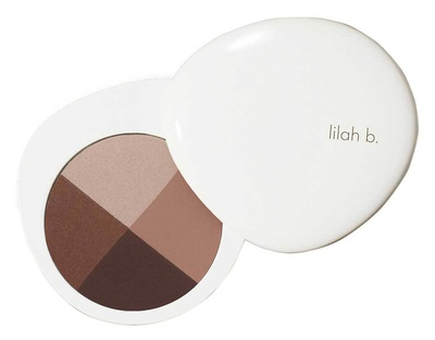 Lilah B. Palette Perfection Eye Quad b. stunning (beige)