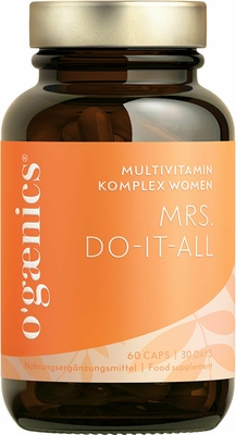 Ogaenics Mrs. Do -It-All Multivitamin-Komplex