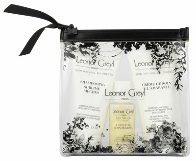 Leonor Greyl Travel Kit for Colored Hair
