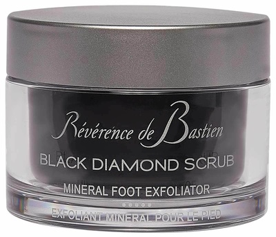 Reverence de Bastien Black Diamond Scrub