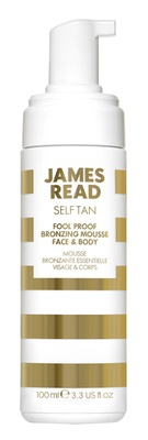 James Read Fool-Proof Bronzing Mousse Face & Body
