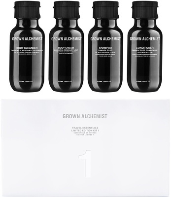 Grown Alchemist Travel Essential Kit