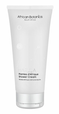African Botanics Plantes D' Afrique Shower Cream