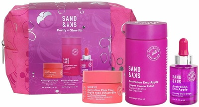 Sand & Sky Purify + Glow Kit