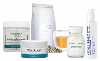 NICHE BEAUTY Detox Yourself