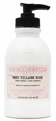 C.O. Bigelow West Village Rose Body Lotion