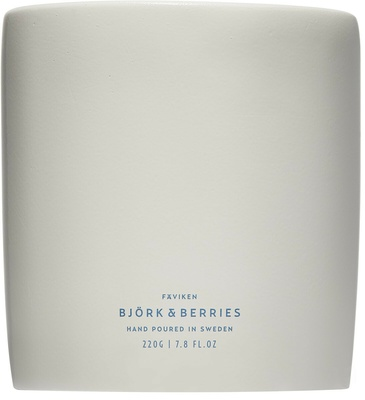 Björk & Berries Fäviken Scented Candle