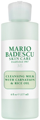 Mario Badescu Cleansing Milk w/Carnation & Rice Oil