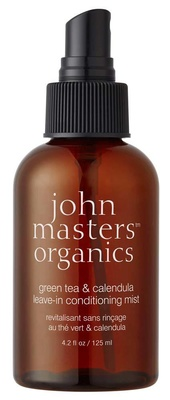 John Masters Organics Green Tea and Calendula Leave In Conditioning Mist