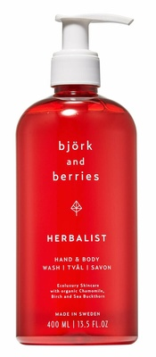Björk & Berries Herbalist Hand & Body Wash