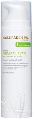 Goldfaden MD Firm Beliver Body Contouring Serum