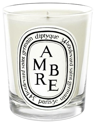 Diptyque Standard Candle Ambre 190 g