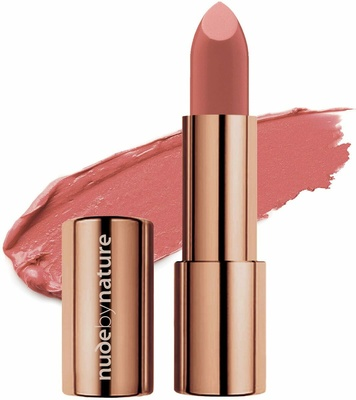 Nude By Nature Moisture Shine Lipstick 10 Mulberry