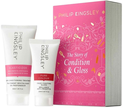 Philip Kingsley Xmas: A Condition & Gloss Story