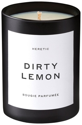 Heretic Parfum Dirty Lemon Candle