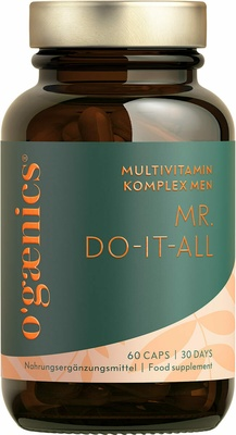 Ogaenics Mr. Do-It-All Multivitamin Men