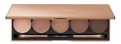 Nude By Nature Natural Illusion Eye Palette Classic Nude